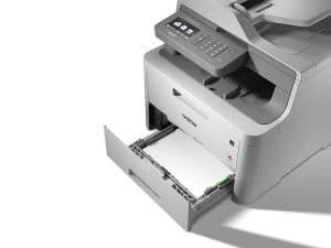 BrotherDCP-L3550CDW Imprimante Multifonction3 en 1 Laser
