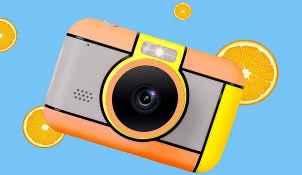 Comparatif meilleur appareil photo enfant