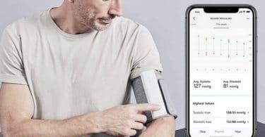 Comparatif meilleur tensiomètre connecté