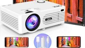 Comparatif meilleur vidéo projecteur QKK