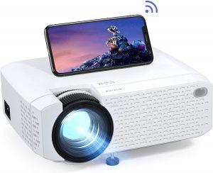 Vidéoprojecteur Crosstour Wii portable