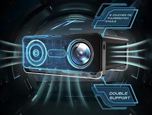 Test et avis sur le vidéoprojecteur Yaber V10 Bluetooth 5.1
