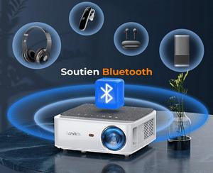 Test et avis sur le vidéoprojecteur Yaber V6 8500 Lumens